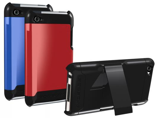 The iPod Touch 4 also looks very similar to the
