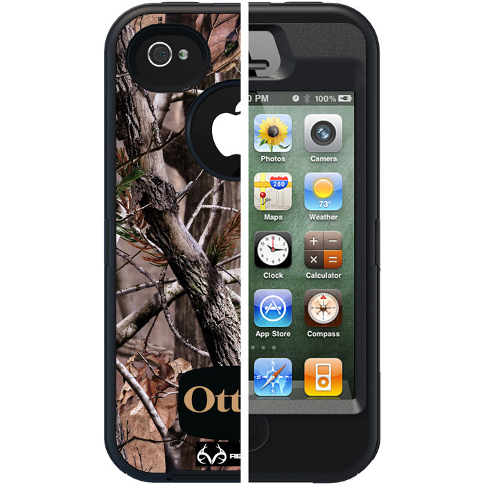 Otterbox Defender Realtree Camo Series iPhone 4S Case ...