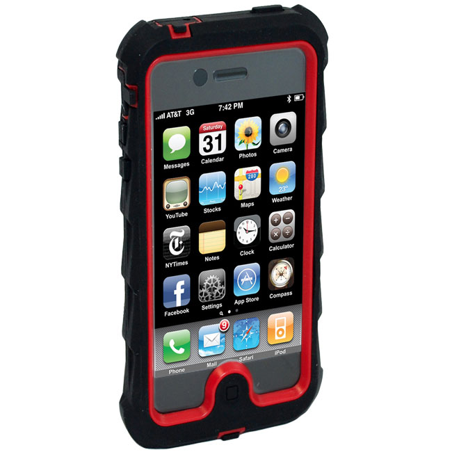 Rugged iPhone 5 Case