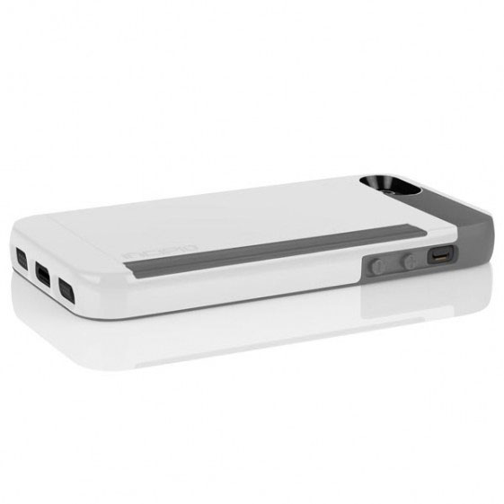 White iPhone 5 case