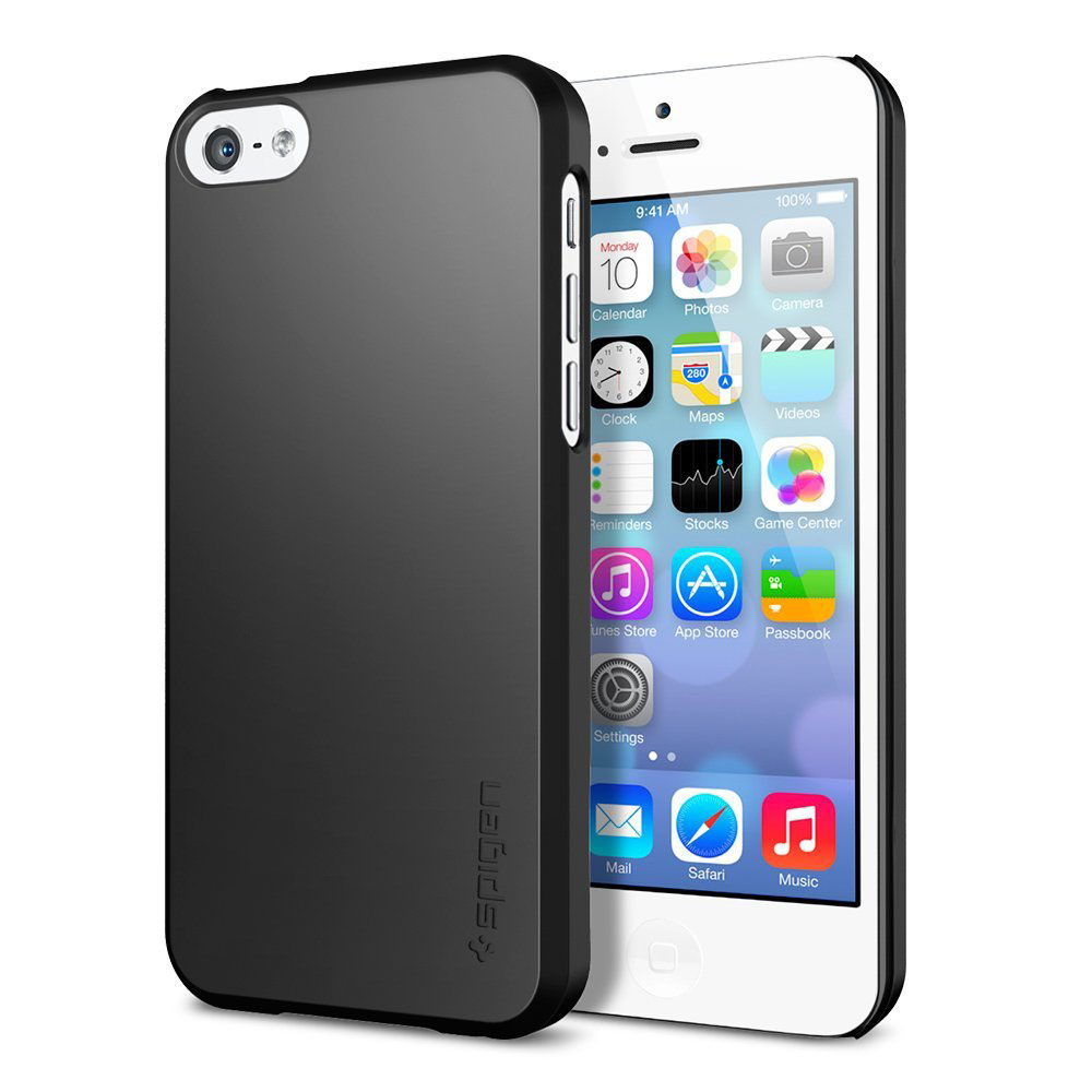 Black iPhone 5C Case