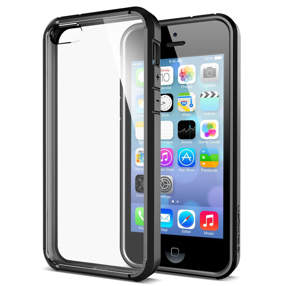 Clear iPhone 5C Case
