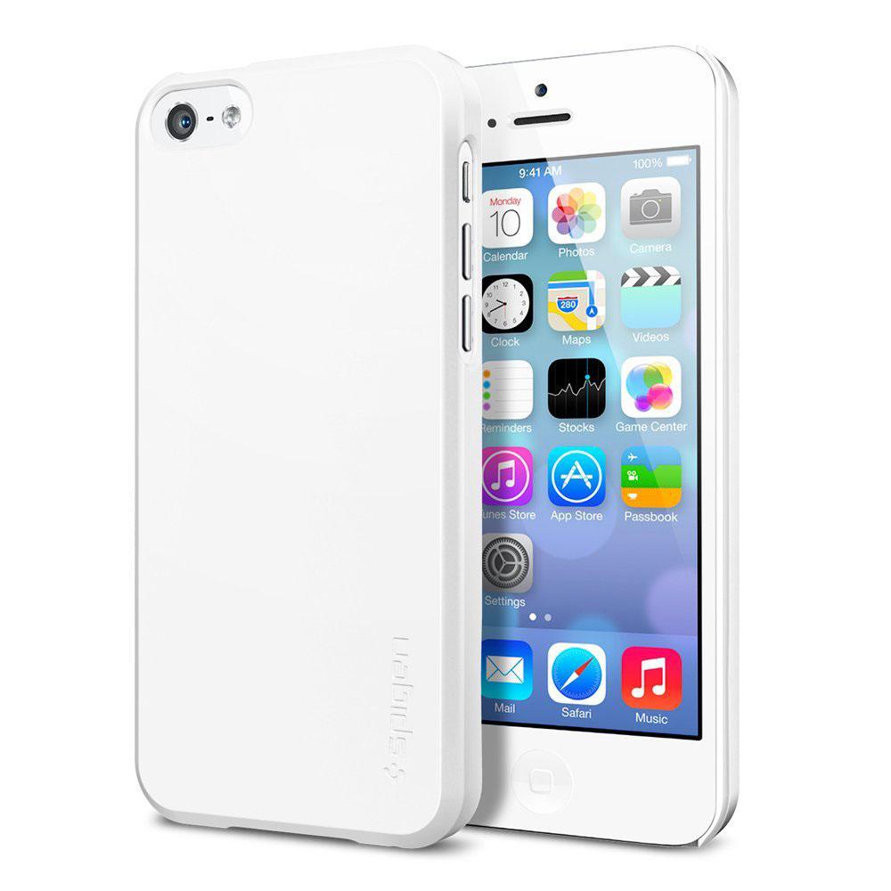 White iPhone 5C Case
