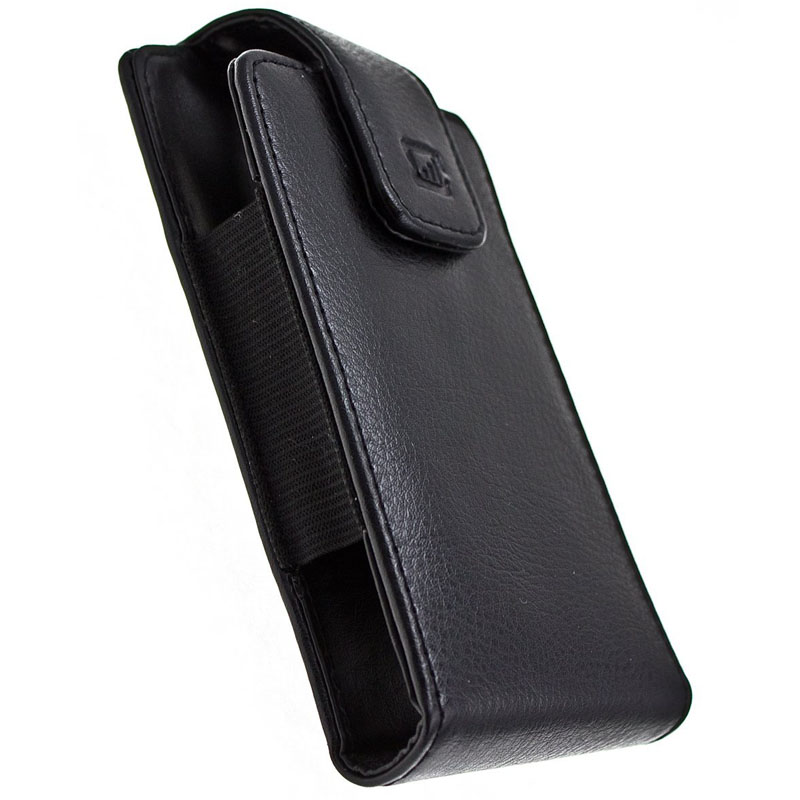 oversized vertical leather iphone 5s with belt clip