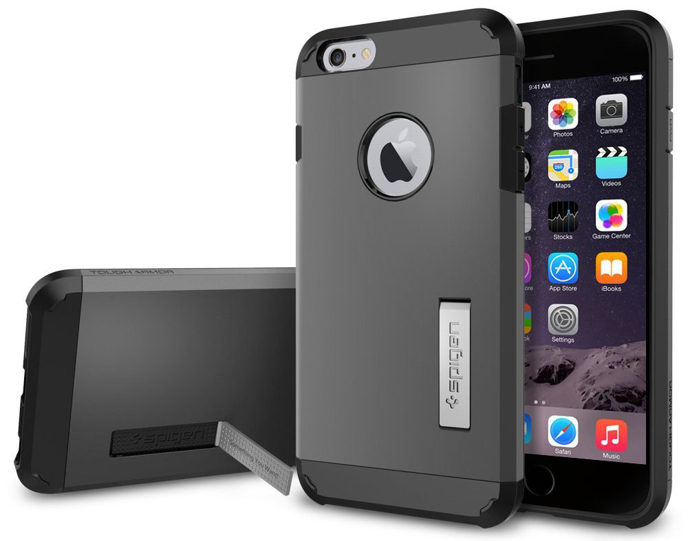 5.5 Inch iPhone 6 Plus Heavy Duty Case