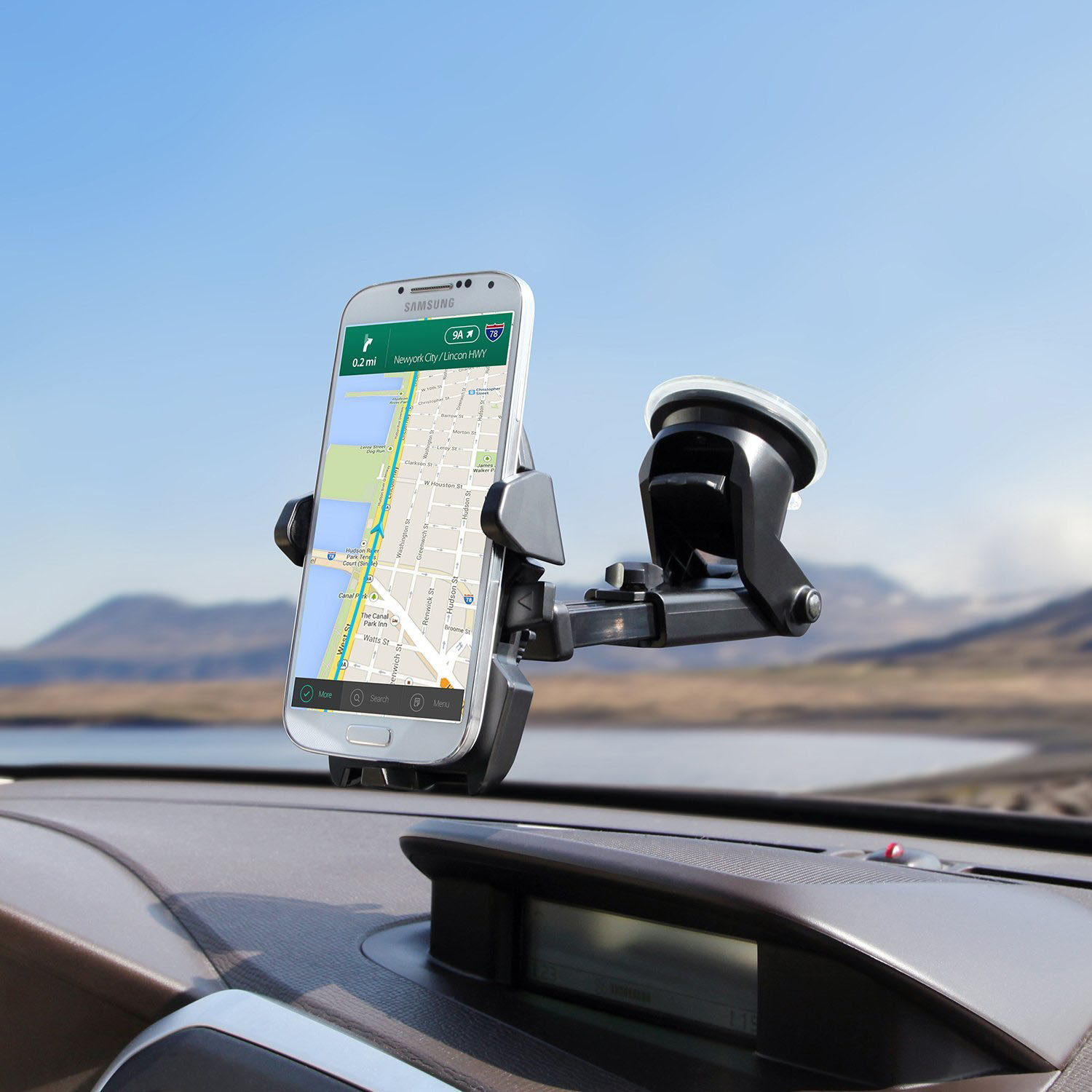 Samsung Galaxy Car Mount Holder
