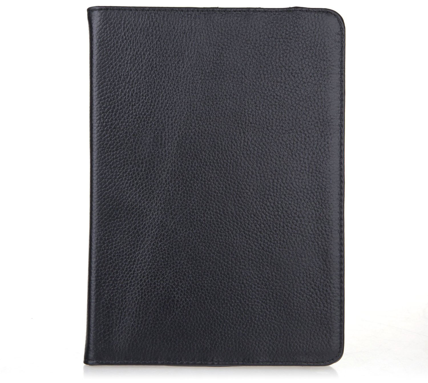 Black Genuine Leather iPad Air 2 Case