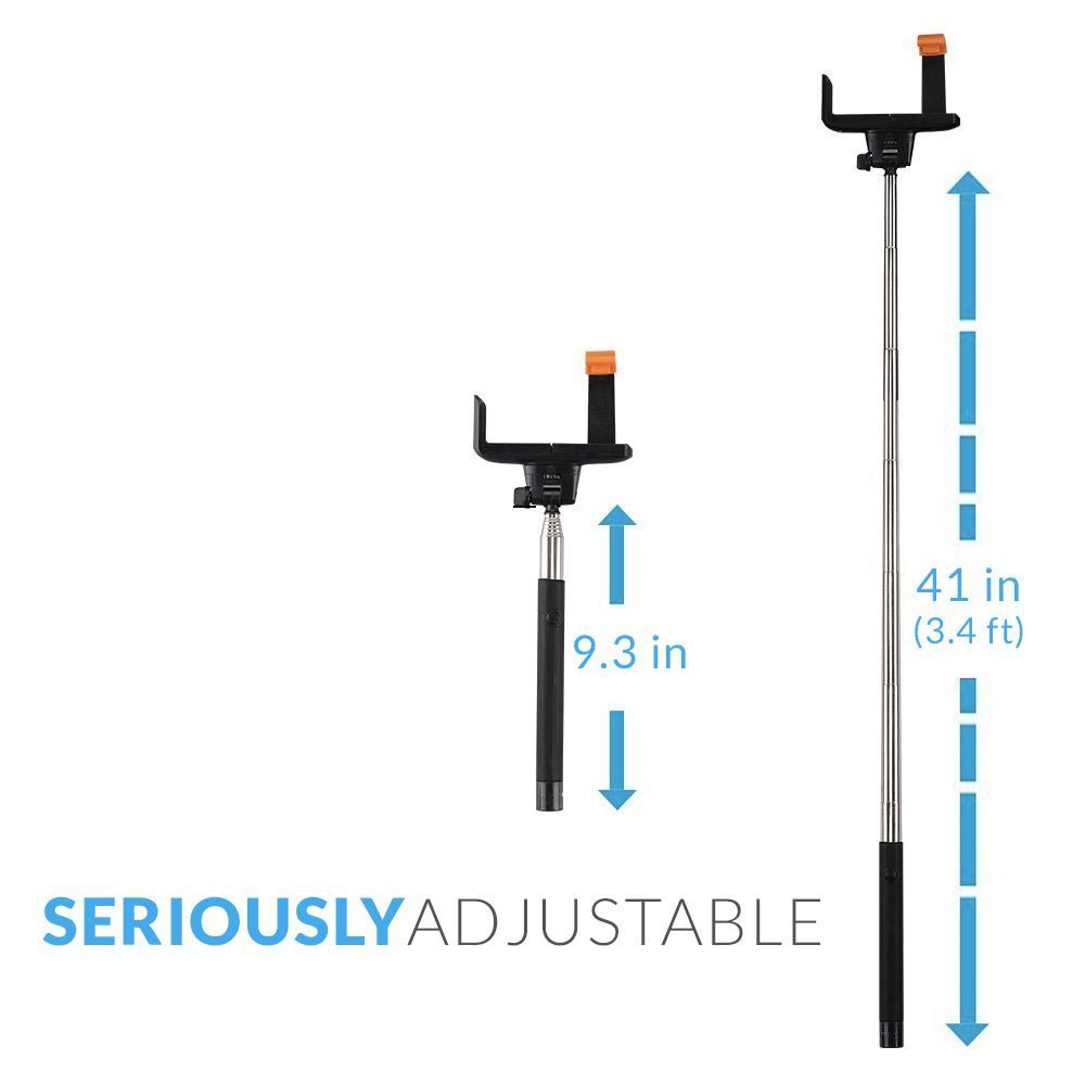 Bluetooth Wireless Monopod Stick