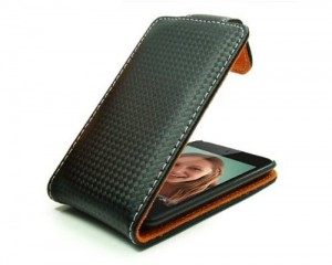 Leather iPod Touch 4 Case