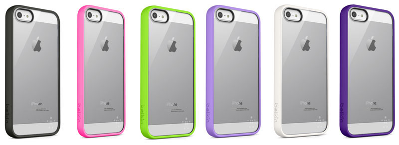 Belkin iPhone 5 Cases