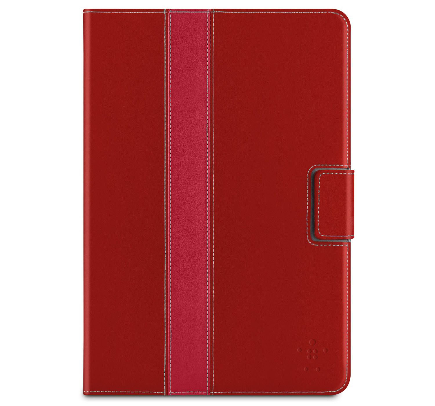 Red Leather iPad Mini Case