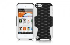 Rubber iPod Touch Case