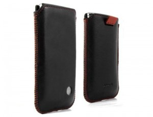 Leather iPod Touch 5 Case
