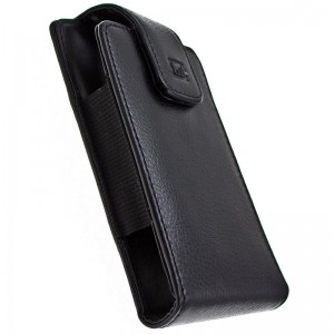 Large Leather iPhone 5S Case