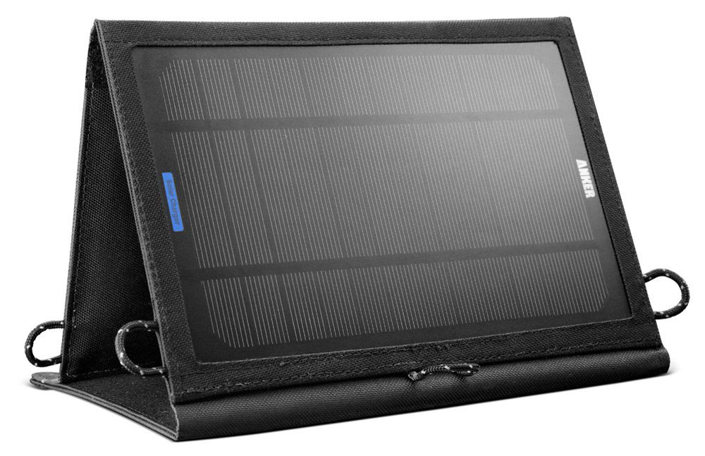 iPad Portable Solar Charger