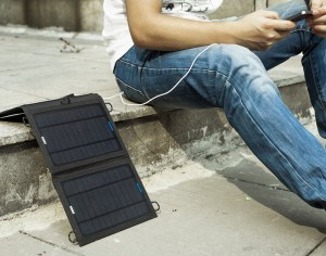 Solar Panel for iPhone
