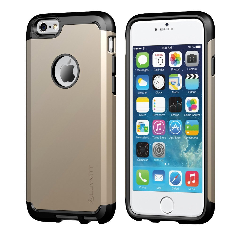 Gold iPhone 6 Case 4.7 Inch