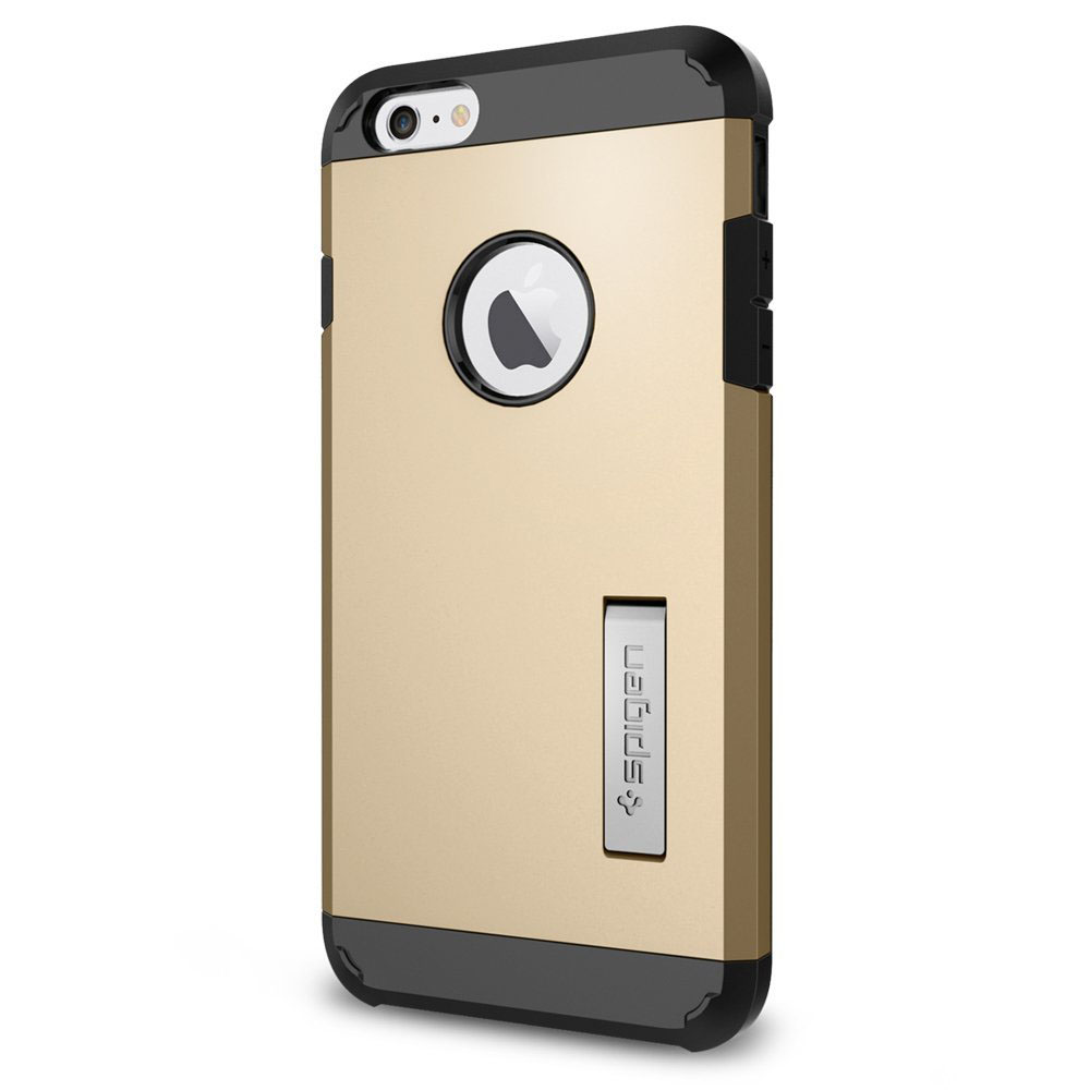 Gold iPhone 6 Plus Case