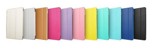 Colorful iPad Air 2 Smart Covers