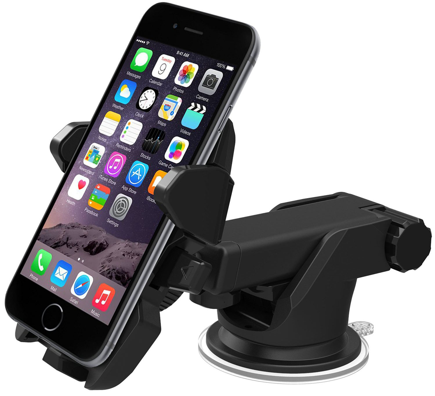 iPhone Car Mount Holder
