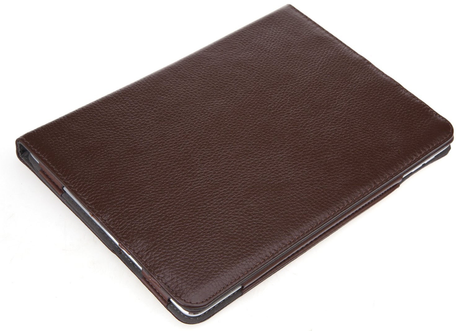 Brown Genuine Leather iPad Air 2 Case