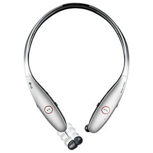 Silver Bluetooth Stereo Headphone