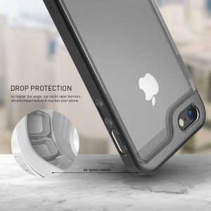 Black iPhone SE Case