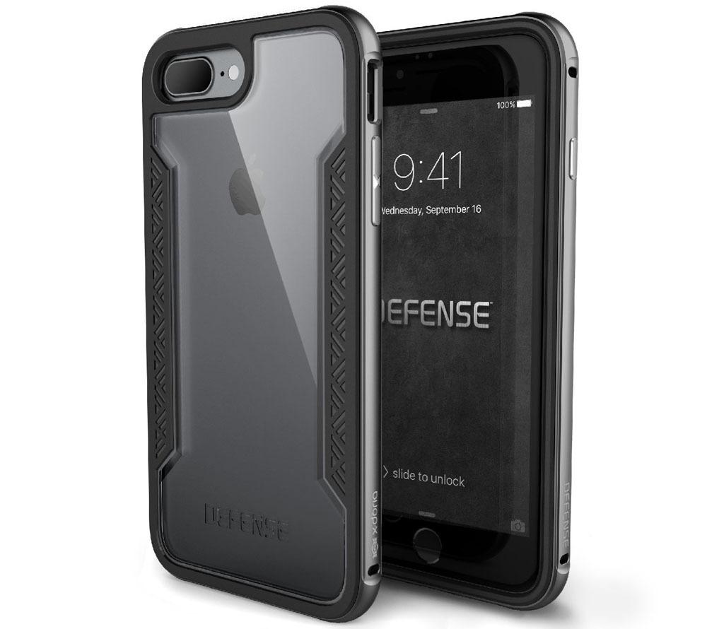 Space Gray iPhone 7 Plus Case